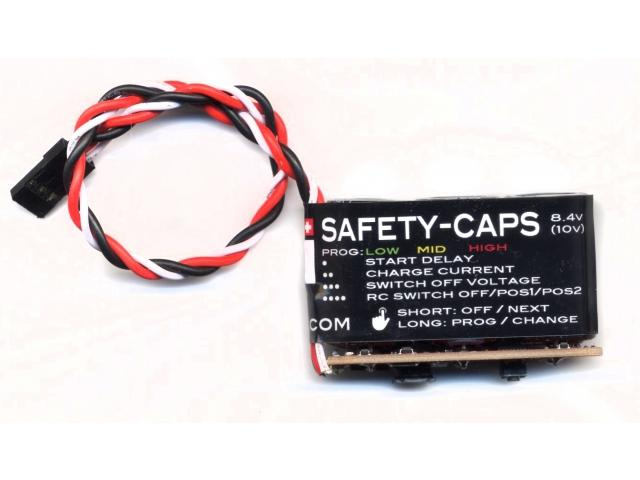 Safety Caps von IISI